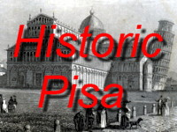 Click here for some historic maps and engravings of Pisa and Northern Italy