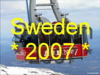 Click here for David's Skiing Trip to Are-Duved Resort during early May 2007.