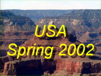 Come and visit the South-West USA during Springtime including the Grand Canyon, San Diego, Big Bear Lake and Mount Charleston!