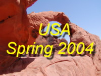 Come and see the South West USA, including Death Valley, Zion Canyon , Vegas, Reno, Lone Pine and a 2000mile drive thru California, Nevada and Utah!