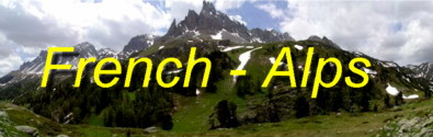 Panoramas of the French Alps around the Briancon and Dauphine Alps during May/June. Includes the Meije, as well as the town of Annecy