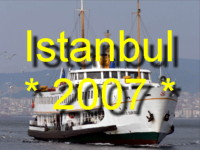 Click here for Valentina's Trip to Istanbul - Turkey - during March 2007.