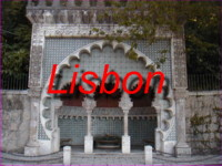 Come with us to Lisbon, as well as the lovely town of Sintra (Cintra) with its Castelo Pena, and Royal Palace.