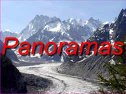 Come and see our Photo Panoramas from around the Globe! - From Russian Lapland to the Cape of Good Hope, and across the Atlantic Ocean to Death Valley and back to the glaciated European Alps!