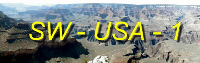 Panoramas of the South-West USA including Las Vegas Region, Grand Canyon, Big Bear and Moujnt Charleston